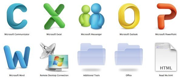 mac os office